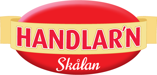 logotyp handlarn Skålan